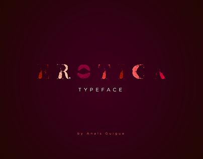 Erotica typeface