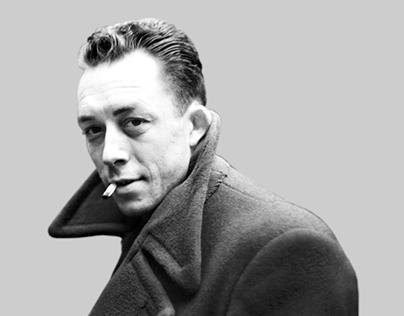 Sentence of Albert Camus
