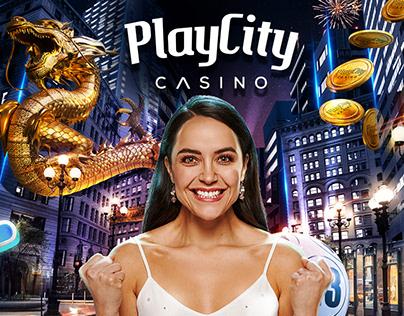 Seguro la pasas bien - PlayCity Casino.