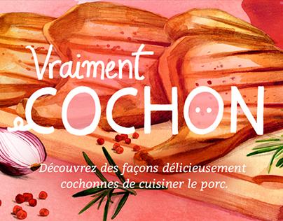 La Crème ads on LaPresse+