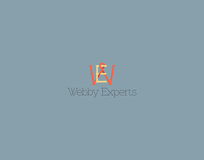 Webby Experts Logo Project