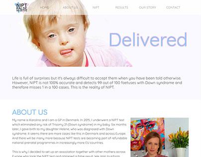 Projekt graficzny i realizacja strony internetowej