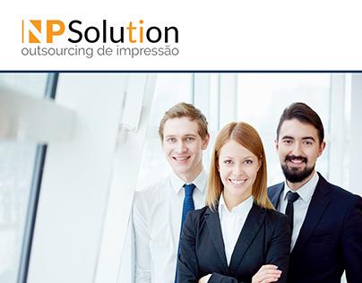 NP Solution - Digital Marketing Strategy