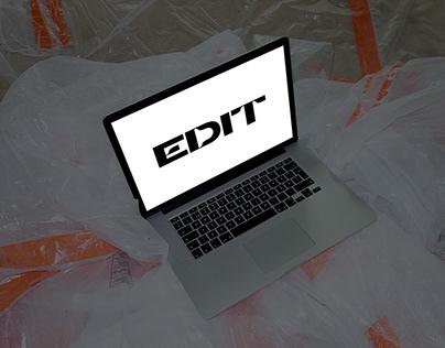 EDIT – Visual identity & website