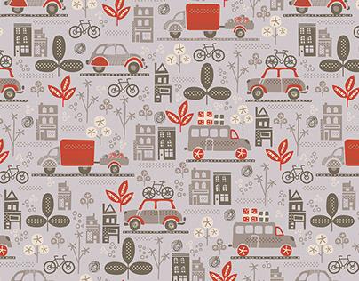 Pattern Design - for boys