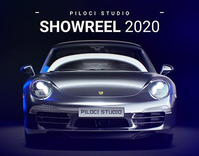 SHOWREEL 2020 PILOCI STUDIO