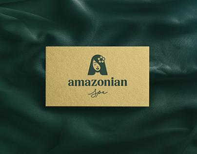 Amazonian Spa - Visual Brand