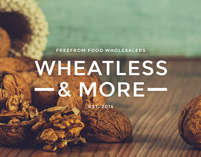 Wheatless & More - Visual Identity