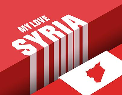 Typography Syria