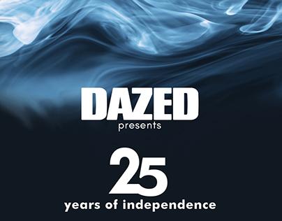 Dazed - We Won't Hide