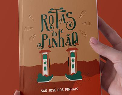 ID Visual Rotas do Pinhão