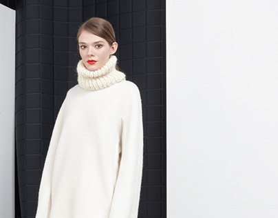 NUBU AW15 campaign and lookbook