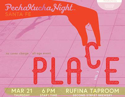 PechaKucha Night Santa Fe—Vol.2 PLACE