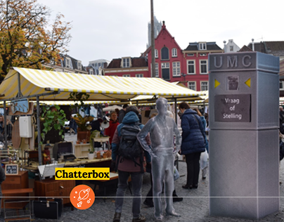 Chatterbox - A Design Thinking Case Study