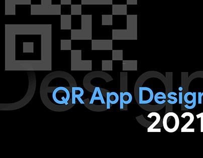 QR App Design 2021