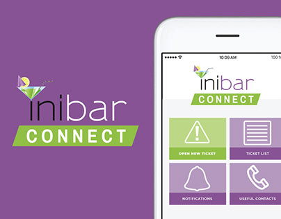 Inibar Connect App
