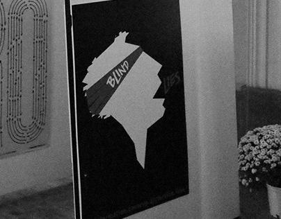 Blind Lies   Social Poster Design