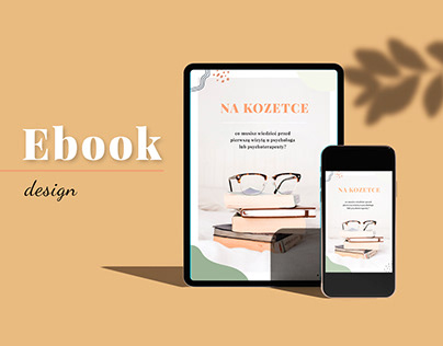 Psychology Ebook design