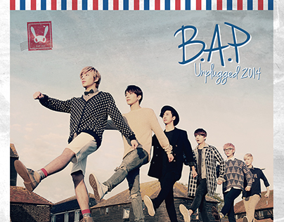 B.A.P - Unplugged 2014