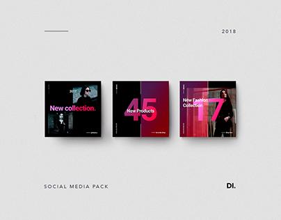 BRONX - FREE Social Media Pack