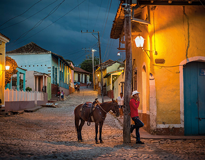 Colors and shades of Cuba