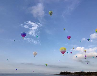 Adobe Aero Test X