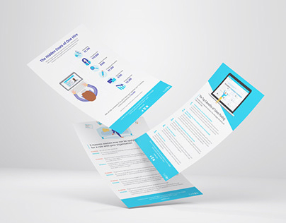 LiveHire Marketing Collateral