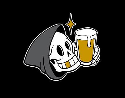 LRC 'Run of the Dead' 2018 Graphics & Logos