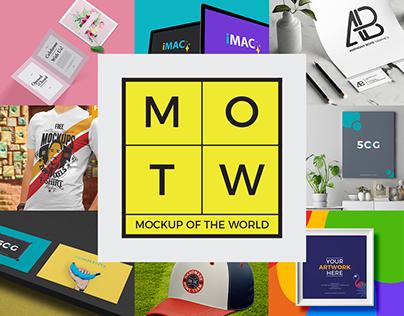 10 Free PSD Mockups 2018 MOTW 3