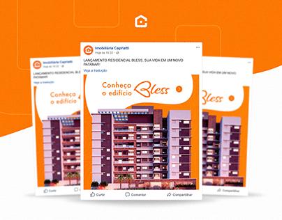 Social Media | Imobiliária Capriatti