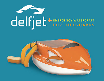 Delf Jet - Emergency watercraft for lifeguards