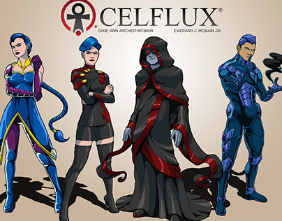 Keepers - Celflux Villains