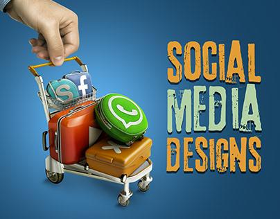 New Social Media Designs