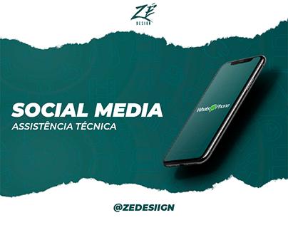 Social Media I Assistência Técnica #01