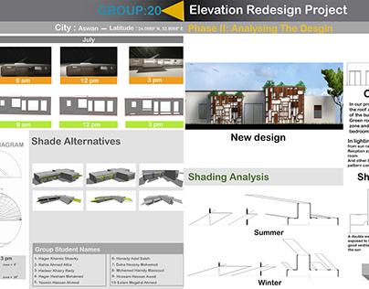 Elevation Redesign