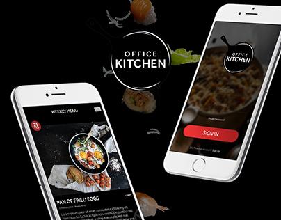 Office Kitchen Application