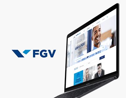 FGV│Landing Page