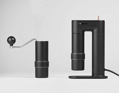 Arco modular grinder