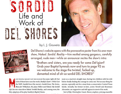 Interview with Producer Del Shores