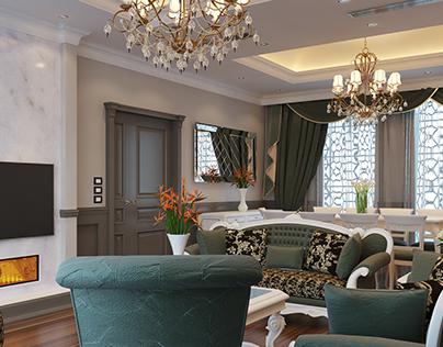 Living Room - New Classic