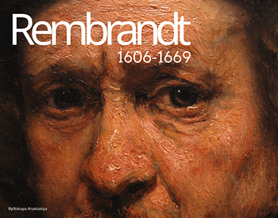 Rembrandt / Posters
