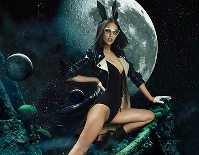 Moonlight Superwoman