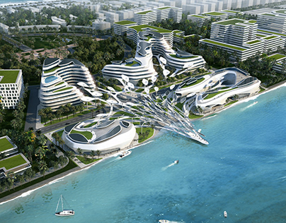 Oceans Paradise designed by CAA Architects