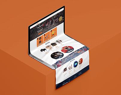 Personalized Gift Webshop   Branding Webdesign