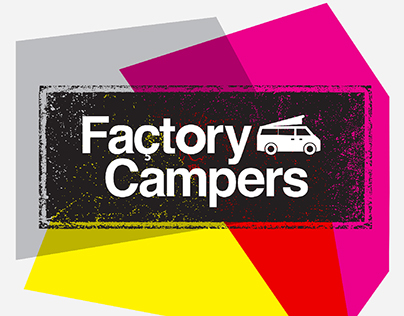 Factory Campers Identity