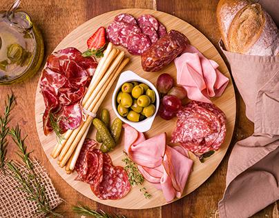 Alegra Foods: Receitas com carne suína