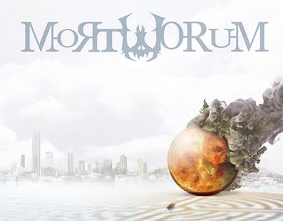 Mortuorum | Solar Labyrinth Album Artwork