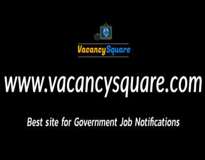 Vacancysquare: Latest Government Job 2021