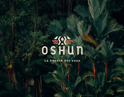 Oshun - Brand Identity & Guidelines