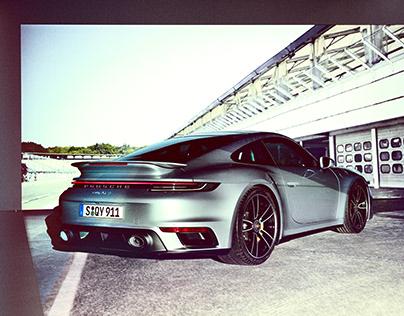 Porsche 992 Turbo for Christophorus Magazine